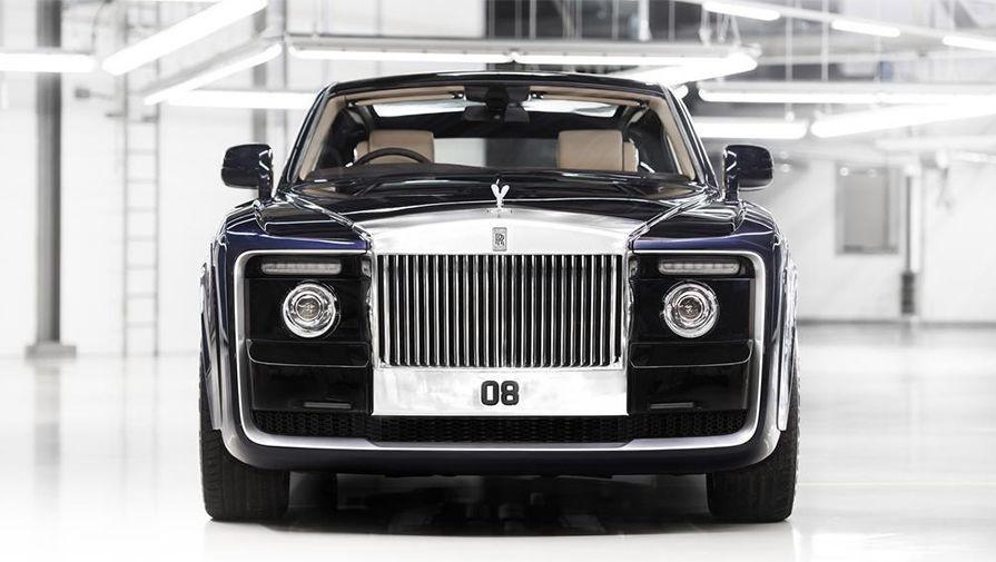 Rolls-Royce представил самый дорогой в мире автомобиль