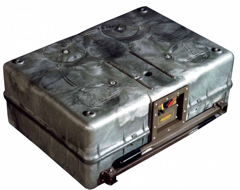 Система дистанционного минирования M131 MOPMS (США)