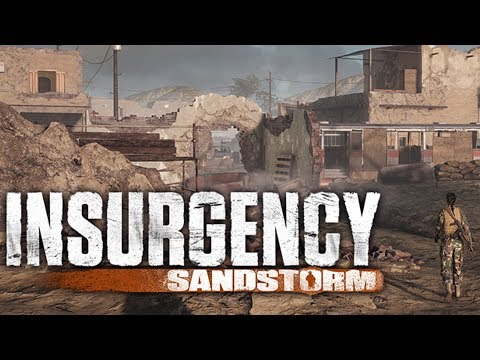 Insurgency: Sandstorm - Трейлер с E3 2017