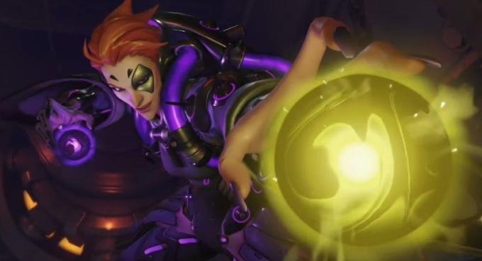 Blizzard показала будущего персонажа и карту из Overwatch