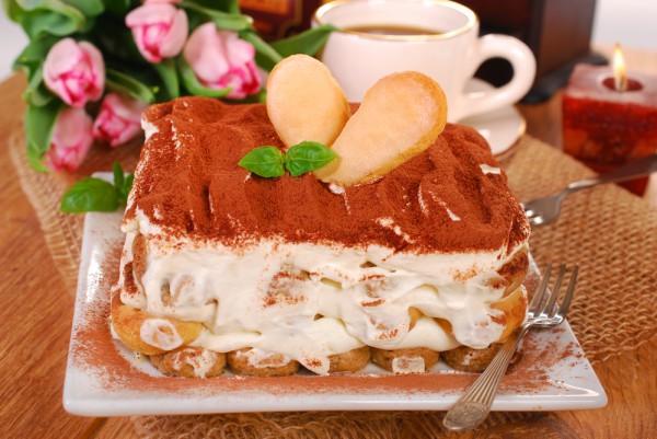 Десерты на День святого Валентина: топ-5 рецептов тирамису