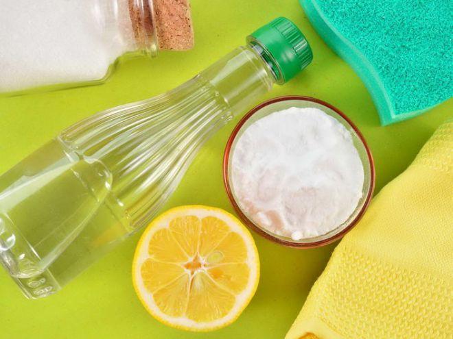 Как отбелить ванну лимонной кислотой