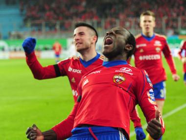 ЦСКА разгромил «Кубань» и закрепился на третьем месте в РФПЛ