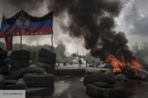 Харьковчанка в эфире укроТВ: В Донбассе гражданская война, Россия защищает своих