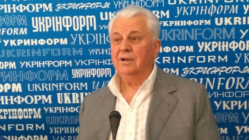 Кравчук потребовал отдать жителей Донбасса России
