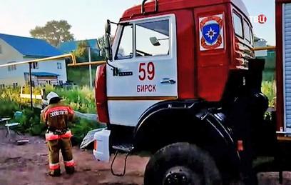 В Башкирии объявлен траур после гибели 9 человек при пожаре