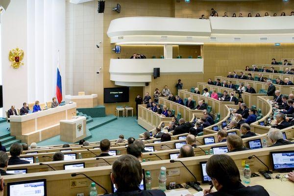 В Совфеде напомнили Тиллерсону об уголовной ответственности за высказывания о Крыме