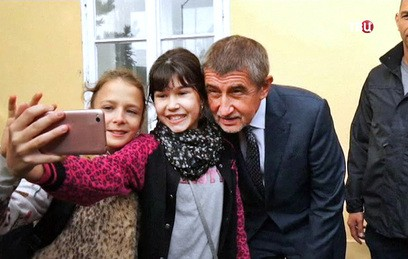 Парламентские выборы в Чехии выиграл миллиардер Бабиш