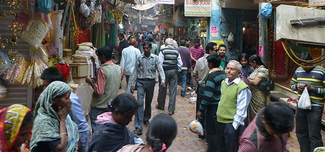 Как правильно торговаться в Индии