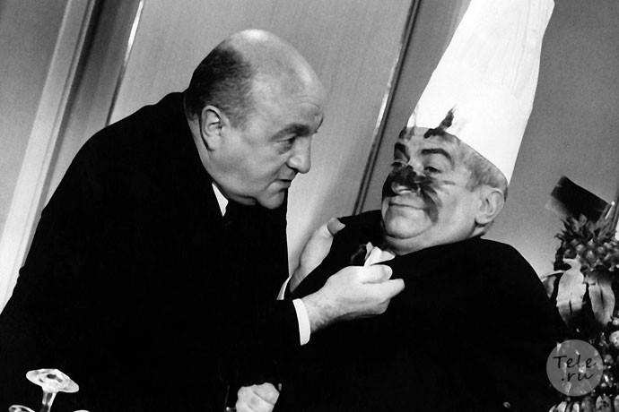5. «Ресторан господина Септима» (1966) Луи де Фюнес, день рождения, факты