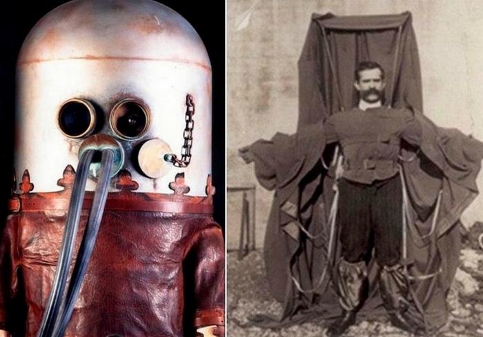 7 необычных изобретений, уби…