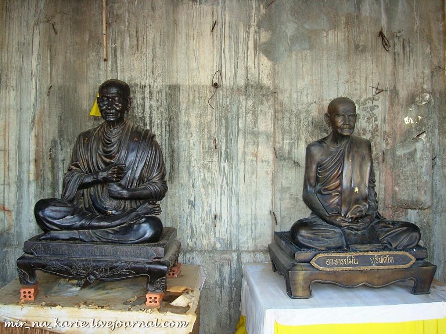 411 Пхукет: буддийские святыни острова