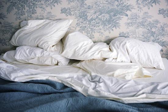 ошибки во время сна