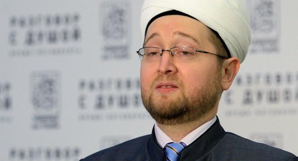 Муфтий Москвы обвинил чиновников вбездействии вборьбе сэкстремизмом