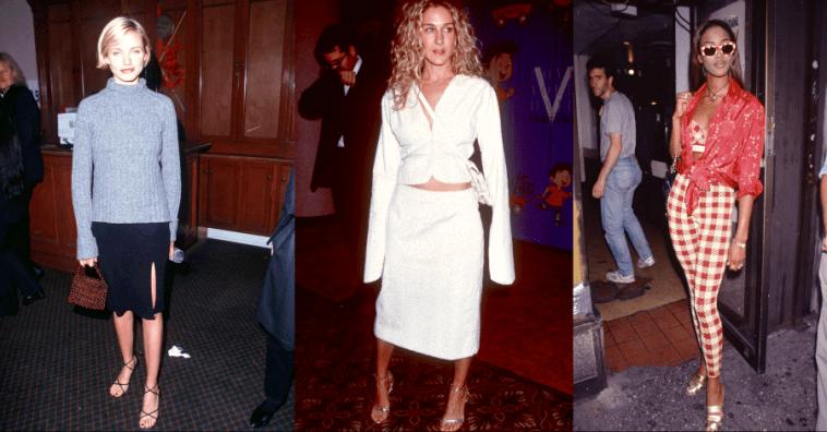 Мода возвращается: стильные образы прошлых лет, актуальные сегодня