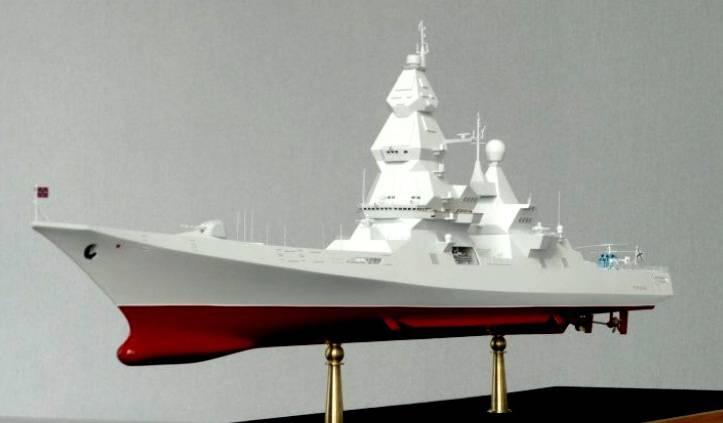 Перспективный атомный эсминец проекта 23560 «Лидер». Инфографика