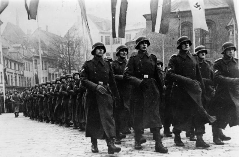 В Латвии хотят объявить 9 Мая — днем траура, а день легионеров SS — днем памяти