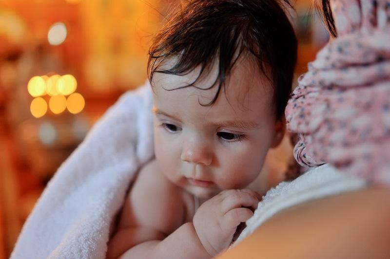 Крещение ребенка: в каких сл…