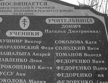 Почему советский учитель в 1950 году взорвал школу