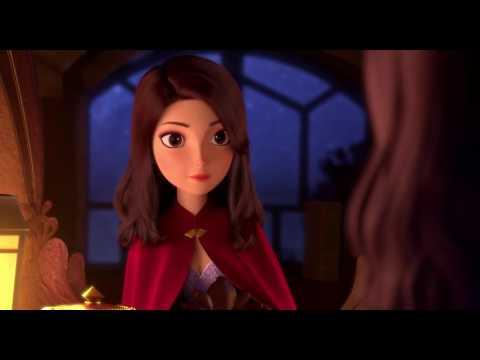 Красная Шапочка в роли обычной женщины