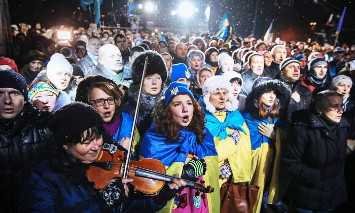 Будут ли Украину спасать всем миром?
