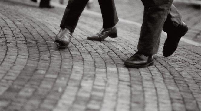 В Москве введут налог на ходьбу. Наконец-то!