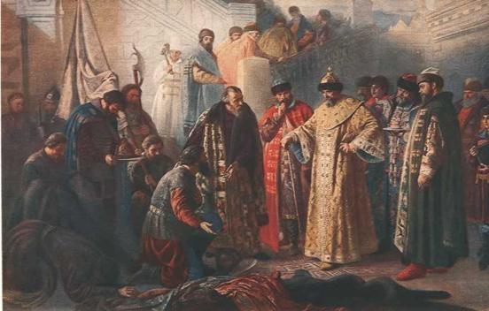 Политическое искусство Ивана III