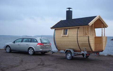 Как перевезти яхту, гребную лодку и прицеп-дачу?