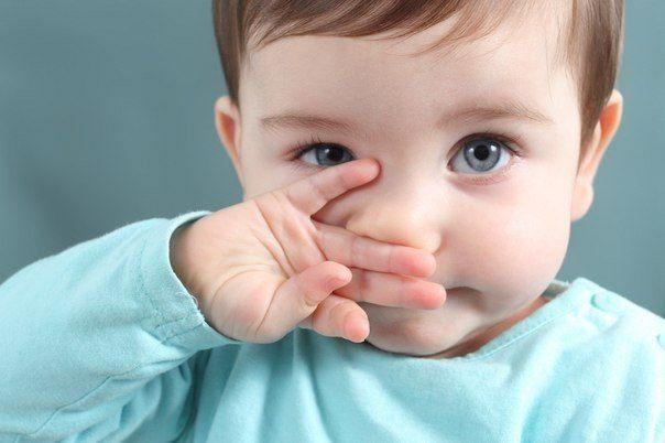Быстрый способ избавить ребёнка от соплей