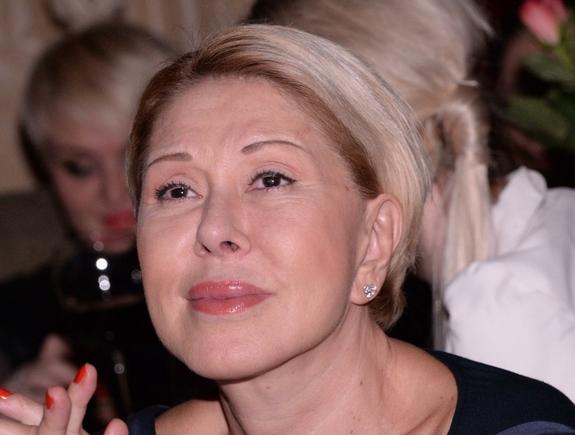 Любовь Успенская рассказала свою версию инцидента на борту самолета