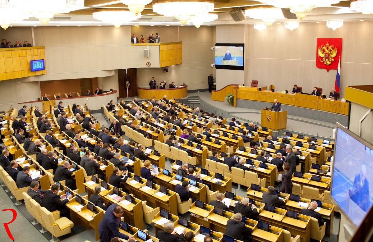 Госдума: Россия имеет громад…