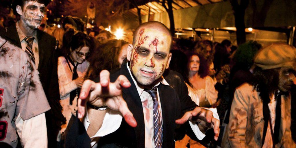 Немного о празднике Хэллоуин