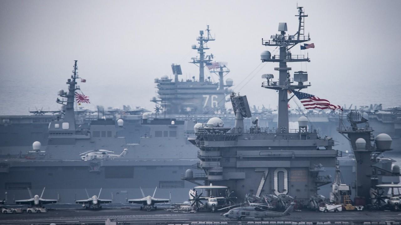 США намерены принять участие в восстановлении украинского флота