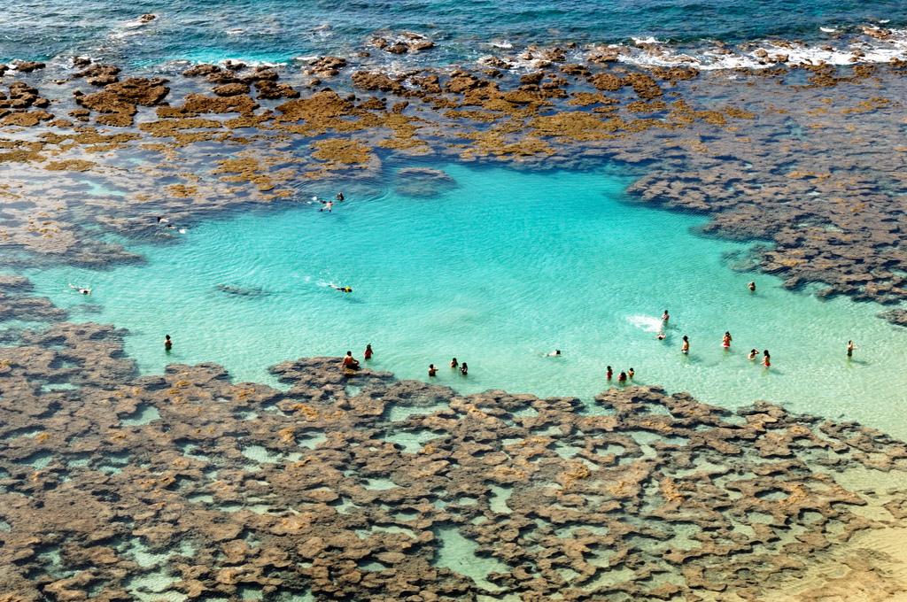 Пляж Ханаума Бэй, Гавайи - заповедная красота тропиков