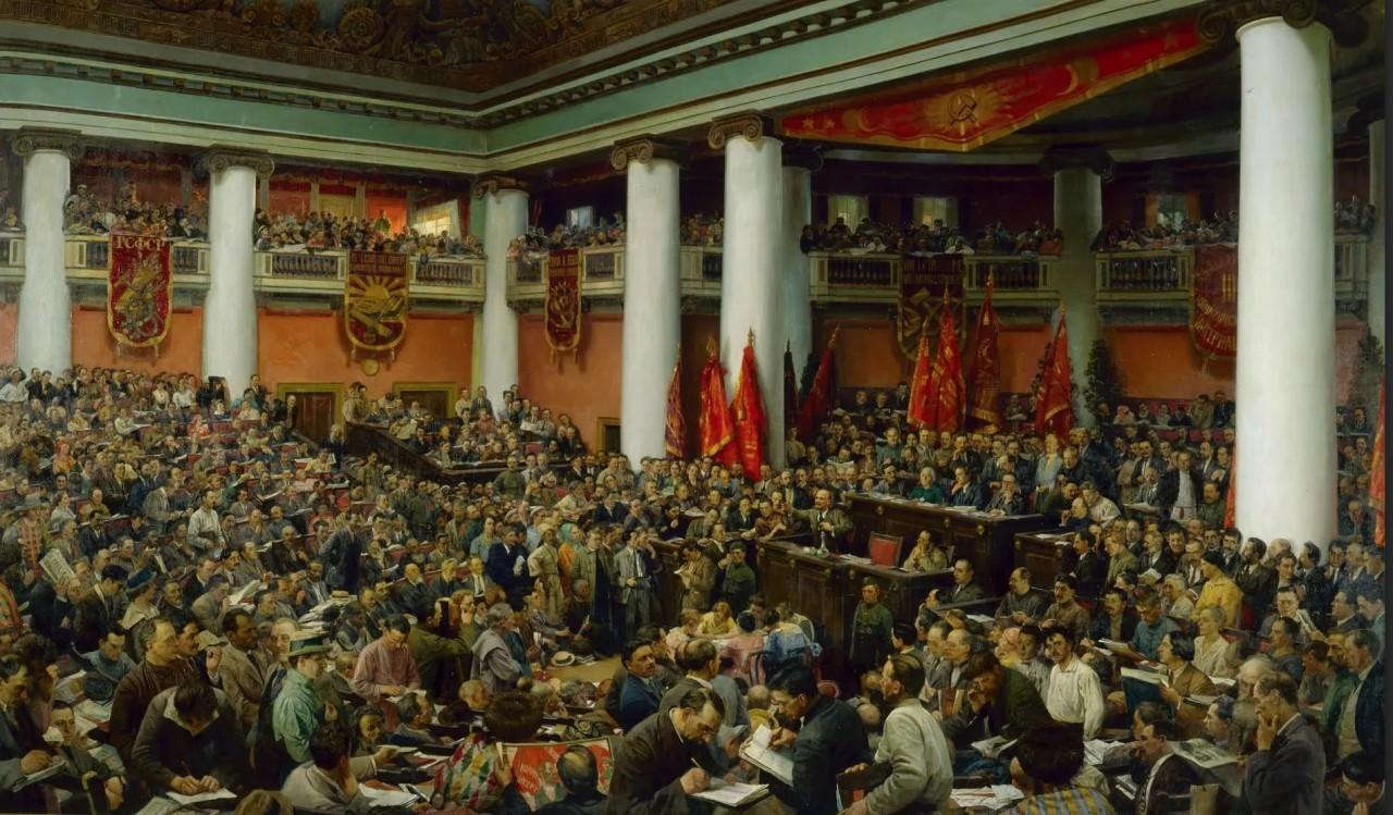 Коминтерн - министерство мировой революции.