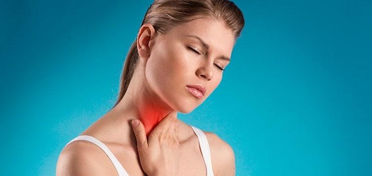 7 эфирных масел для борьбы с болью в горле