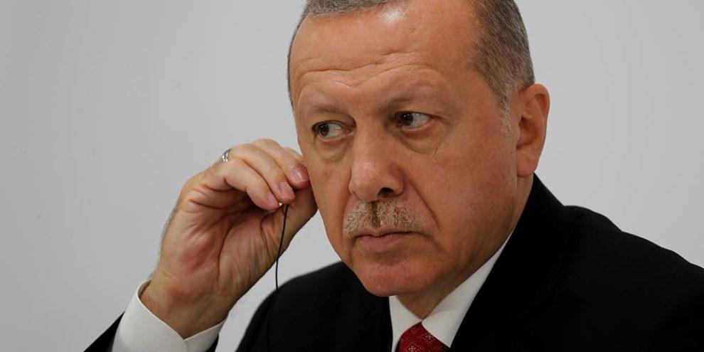 Эрдоган совершил ошибку эпич…