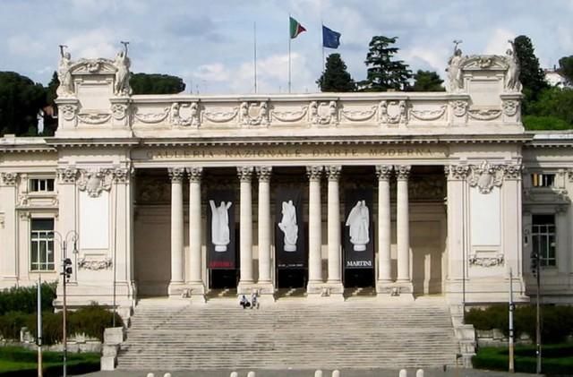 Национальная галерея современного искусства (итал. Galleria Nazionale d'Arte Moderna, сокращённо GNAM)