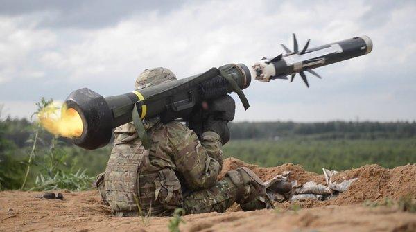 """Украина зря радовалась. США запретили использовать """"Javelin"""" против ДНР!"""