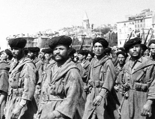 Главные насильники и извращенцы Второй Мировой на службе у Французов