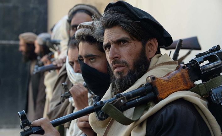 """Россия и афганский Талибан - уже союзники против ИГИЛа и его """"партнёров""""?"""