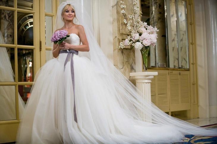 Свадебное платье «Война невест»