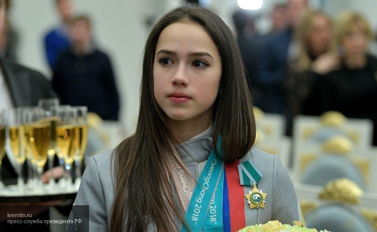 Фигуристка Загитова рассказала о подготовке к чемпионату мира