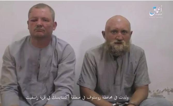 Почему на российском ТВ не было ни одного сюжета о пленении россиян в Сирии?
