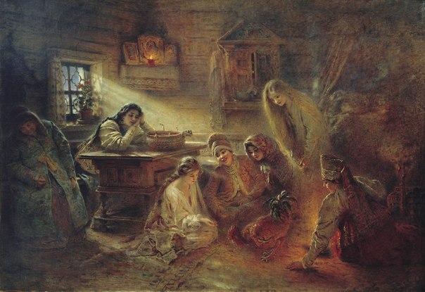 О природе и происхождении Святок