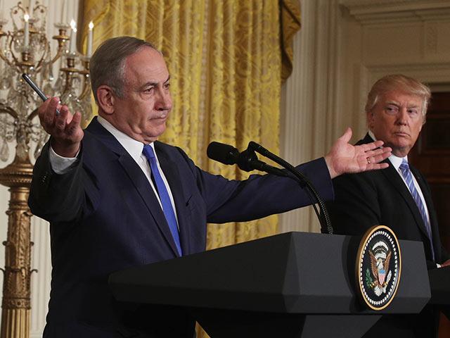 """Трамп и Нетаньяху приступили к созданию """"Великого Израиля"""""""