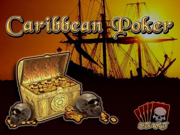 Правила карибского покера