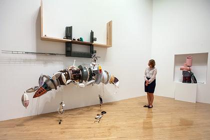 Скульптура мужских ягодиц уступила премию Тернера сложным композициям