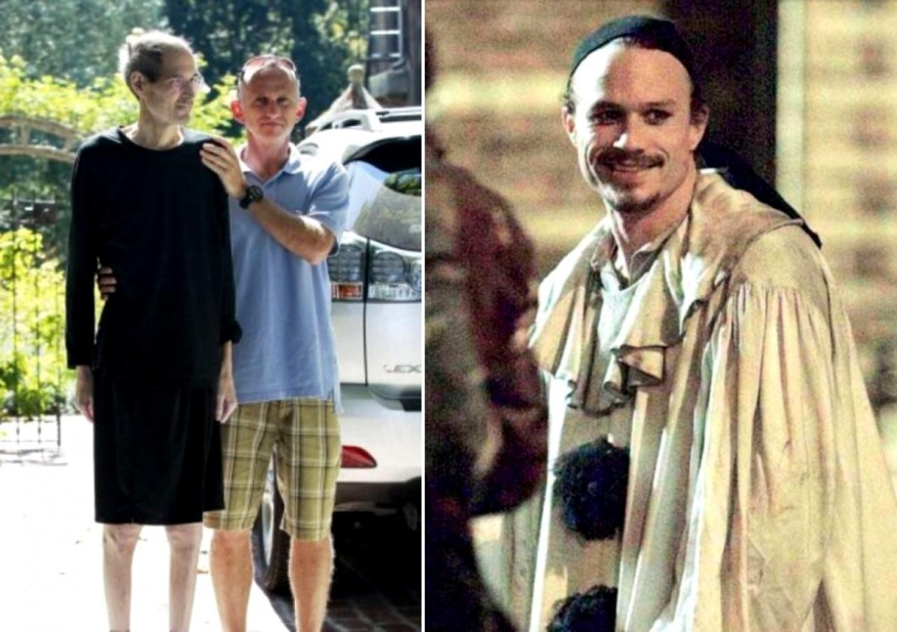 Под взглядом смерти: 13 последних фотографий знаменитостей