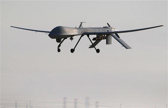 США потеряли половину дронов…